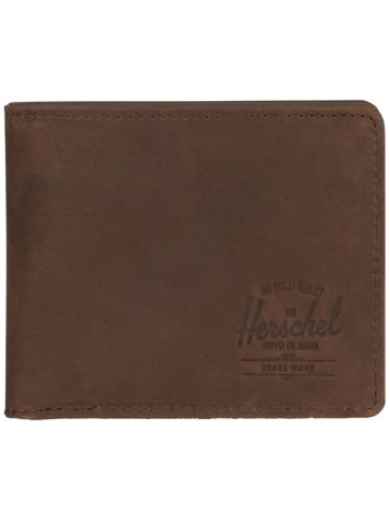 Herschel Hank + Coin Leather RFID Cartera