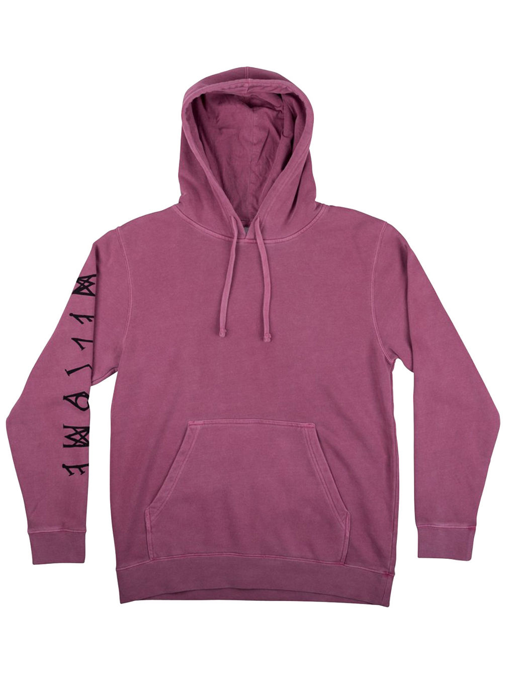 Tali Scrawl Pigment Dyed Hoodie