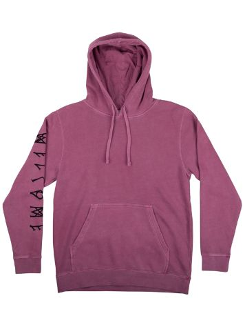 Welcome Tali Scrawl Pigment Dyed Hoodie