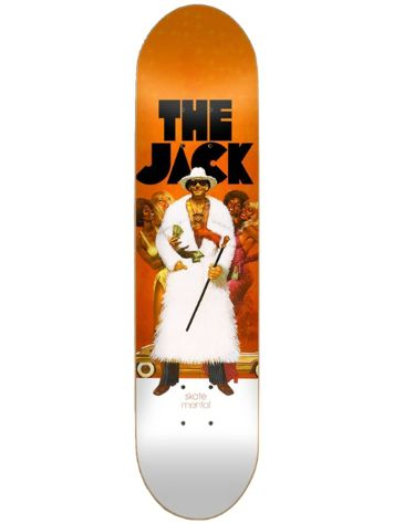 Skate Mental Curtin The Jack 8.375""