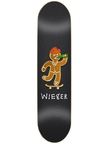 Skate Mental Wieger Ginger Bread 8.25""