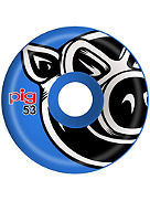 Head C-Line Blue 53mm 101A Wheels