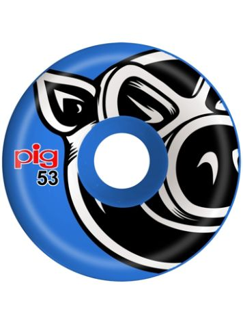 Pig Wheels Head C-Line Blue 53mm 101A Rollen