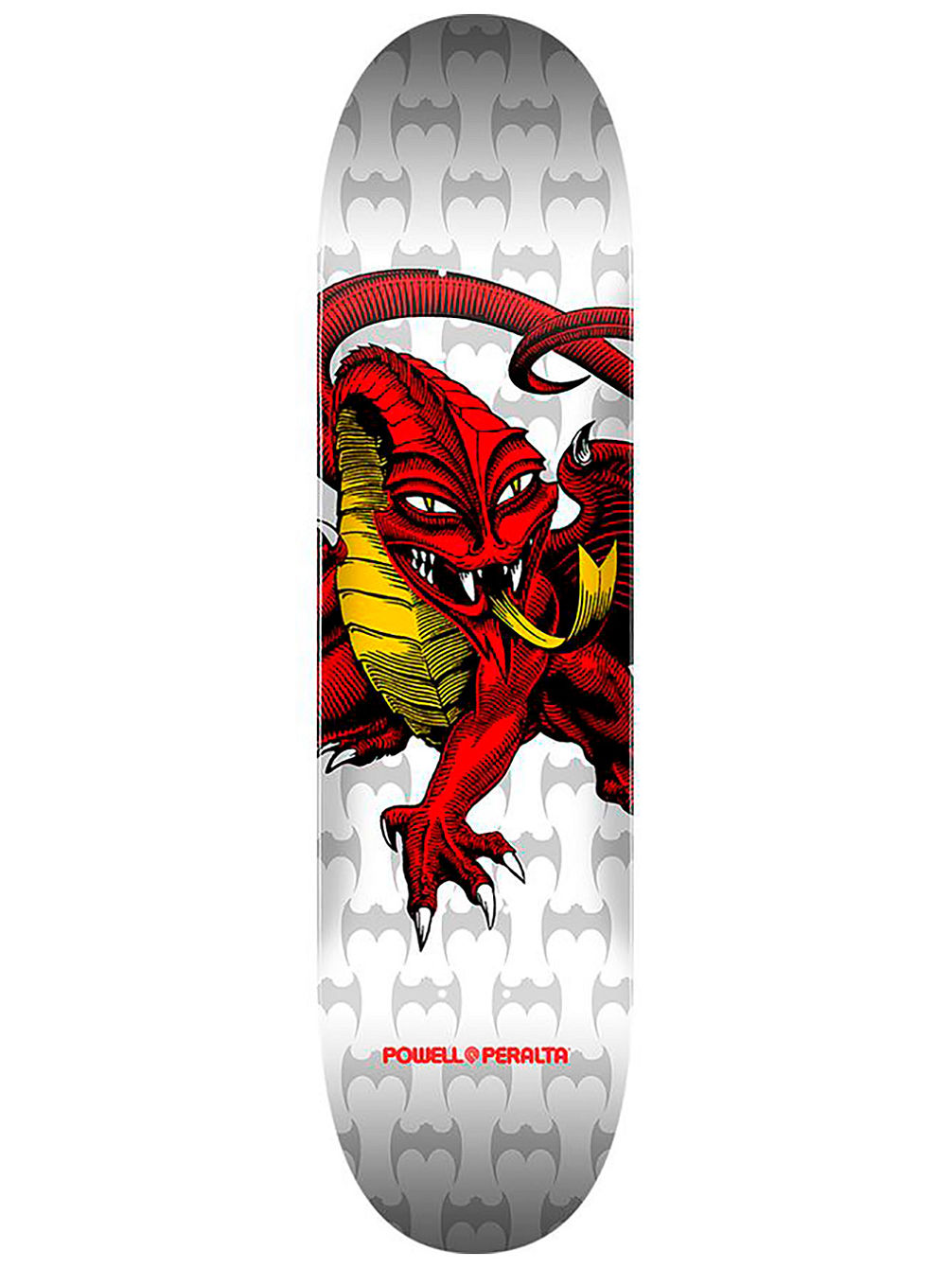 "Cab Dragon Birch 7.75"" Skate Deck"