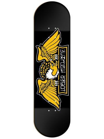 "Loser Machine Alleyway 8.5"" Skateboard Deck"