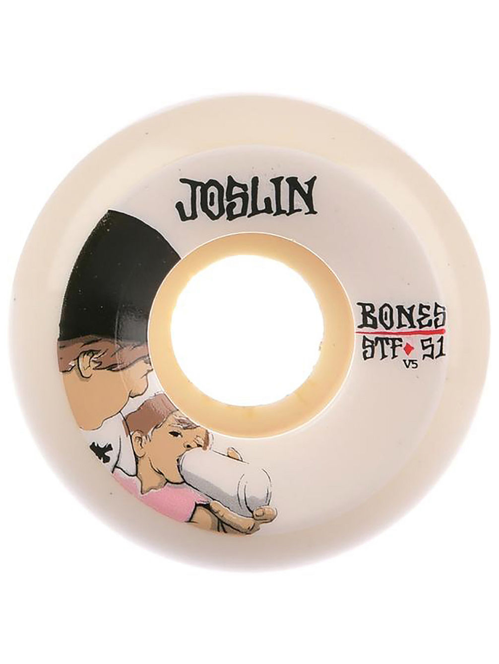 Stf Joslin London 83B V5 51mm Rollen