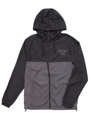 Dark Seas Headmaster Jacket black / graphite Gr. M
