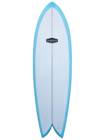 Buster 6'4 Retro Fish Surfboard