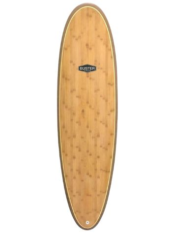 Buster 6'6 Egg Wood Bamboo Surfboard