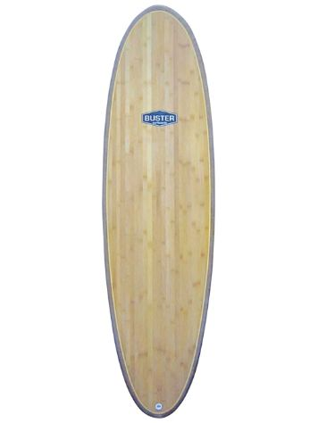 Buster 6'2 Micro Egg Wood Bamboo Surfboard