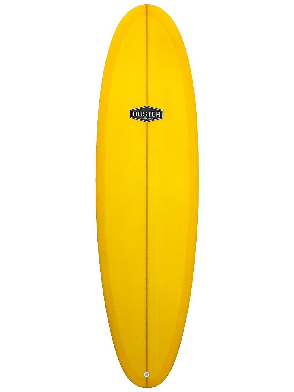 Buster 6'2 Micro Egg Surfboard blanc