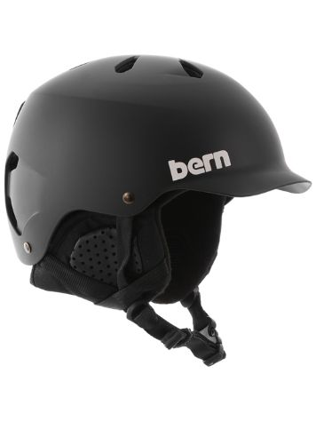 Bern Watts Thinshell with Boa Casque
