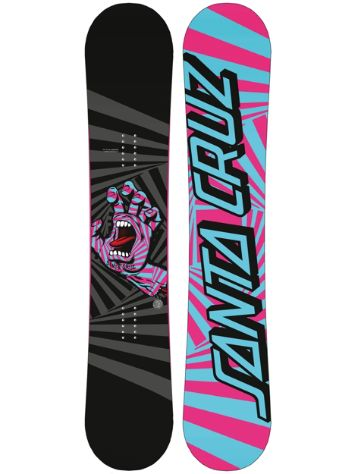 Santa Cruz Snowboards Party Hand 154 2019 Snowboard