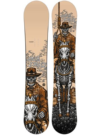 Santa Cruz Snowboards Hang'em High 155W 2019 Snowboard