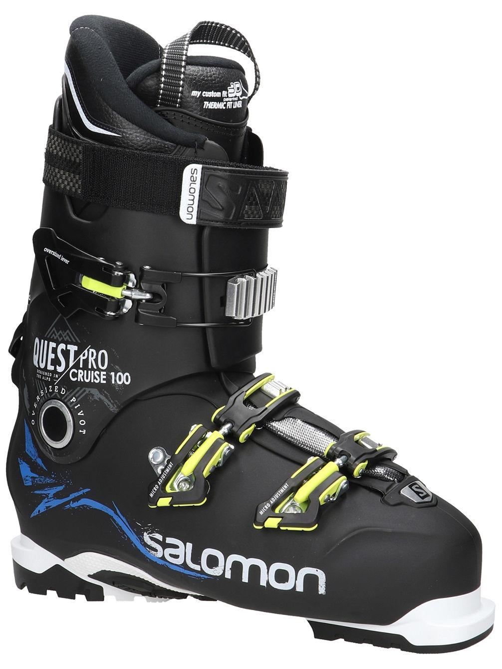 a3d4df30f90 Salomon Quest Pro Cruise 100 2019 Skischoenen online kopen bij Blue Tomato