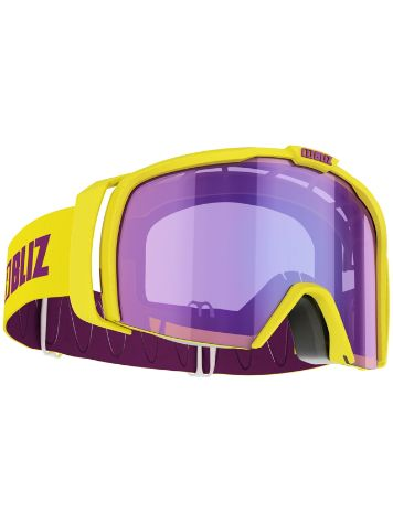 BLIZ PROTECTIVE SPORTS GEAR Nova Shiny Yellow