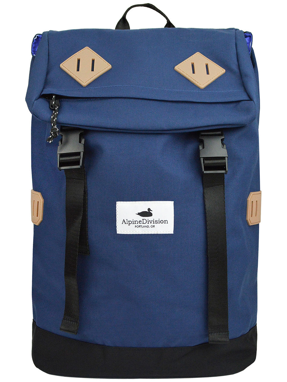 Buy Alpine Division McKenzie Backpack online at blue-tomato.com a3696f52d67d1