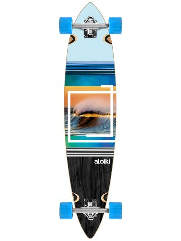 "Aloiki Longboards Byron 40"" Pintail Complete"