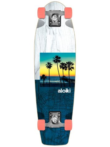 "Aloiki Longboards Beverly 26"" Cruiser Complete"