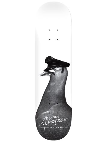 "Antihero BA Feather Daddy 8.75"" Deck"