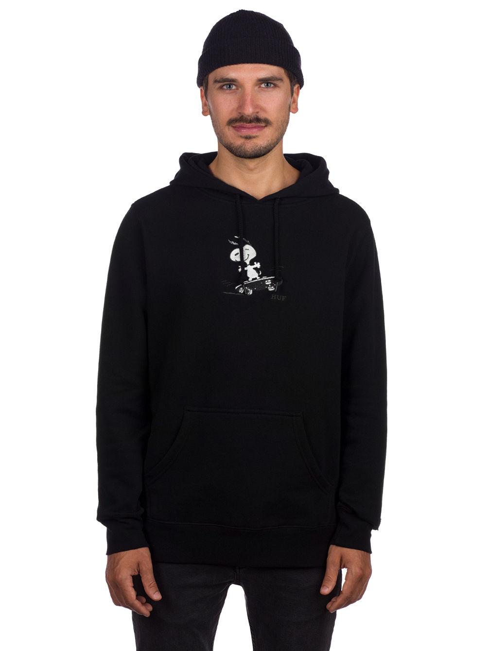 baf346ed9c Buy HUF X Peanuts Snoopy Skates Hoodie online at Blue Tomato
