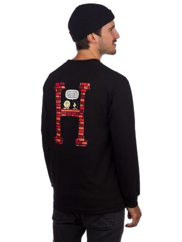 HUF X Peanuts Sigh Long Sleeve T-Shirt