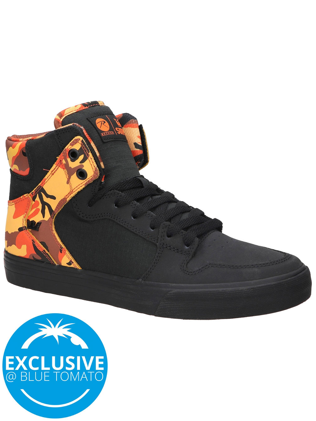 7dabd39c66 Buy Supra X Rothco Vaider Sneakers online at Blue Tomato
