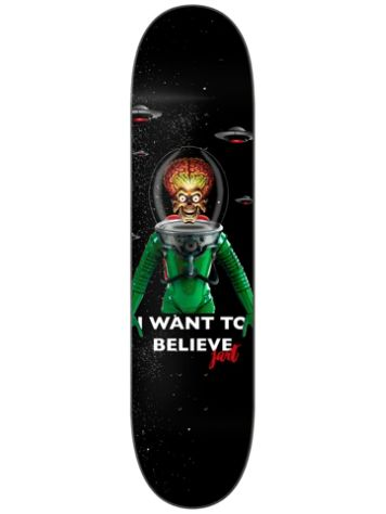 "Jart I Want To Believe 8.0"" LC Skateboard Deck"