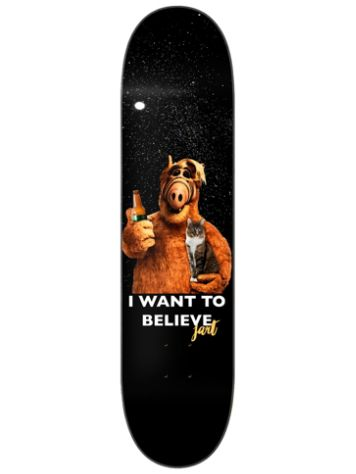 "Jart I Want To Believe 8.25"" LC Skateboard Deck"