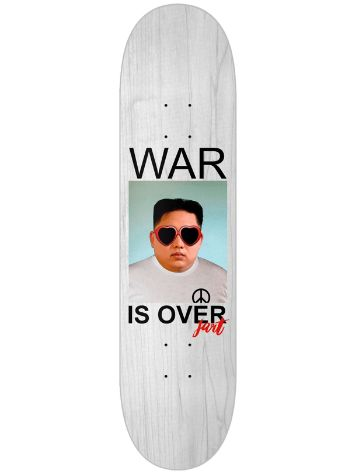 "Jart Peace 8.0"" HC Skateboard Deck"