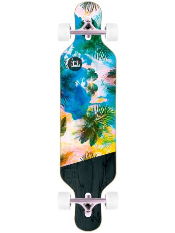 "Long Island Longboards Freestyle 40"" Drop Completo"
