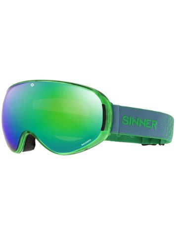 Sinner Nauders Green Transparent (+Bonus Lens)
