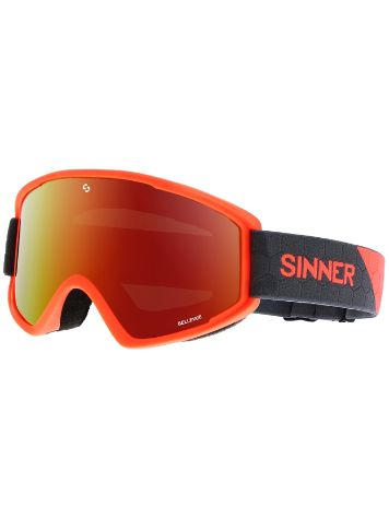 Sinner Bellevue Matte Neon Orange