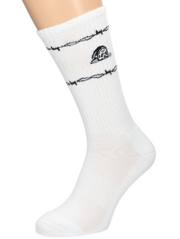 Lurking Class Wired White Socken