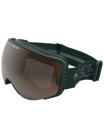 Spektrum Skutan Backman Edition Bottle Green (+Bonus Lens) Goggle