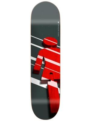 "Girl Brandon Biebel 8.0"" Skateboard Deck uni Gr. Uni"