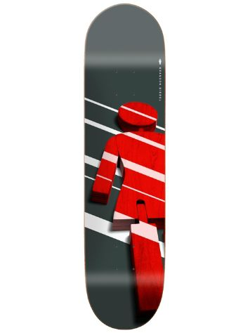 "Girl Brandon Biebel 8.0"" Skateboard Deck"