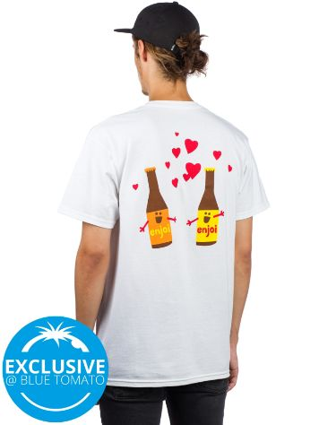 Enjoi Smitten Beer T-Shirt