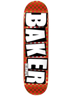 Baker Herman Brand Name Check Foil 8.5'' Skate uni Gr. Uni