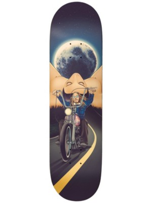 Baker Hawk Moon Child 8.25'' Skateboard Deck uni Gr. Uni