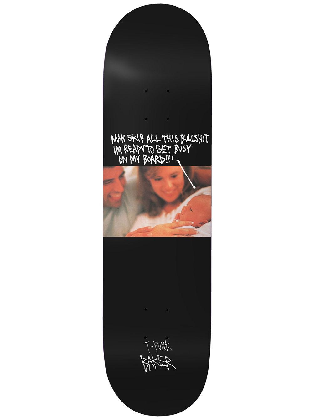 fdb4529f Buy Baker T-Funk Super Stock 8.5'' Skateboard Deck online at Blue Tomato