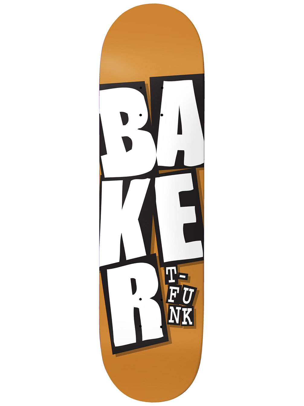 T-Funk Stacked Name Camel 8.0'' Skateboa