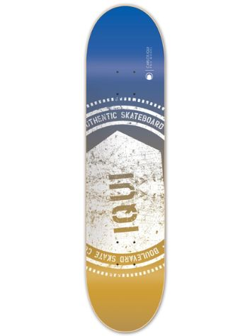 BLVD Iqui Authentic 8.25'' Skateboard Deck