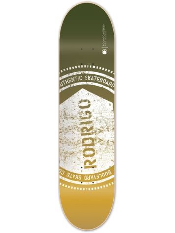 BLVD Petersen Authentic 8.0'' Skateboard Deck