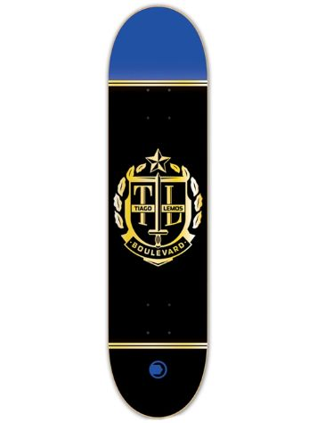 BLVD Tiago Shield 8.0'' Skateboard Deck
