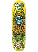 Foy Buried Alive 8.125'' Skateboard Deck