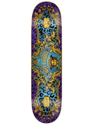 DGK Williams Luxury 8.25'' Skateboard Deck