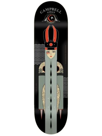 Foundation Campbell Bad N Bougie 8.375'' Skateboard