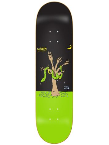 Heroin Skateboards Karr Tree Snake 8.25'' Skateboard Deck