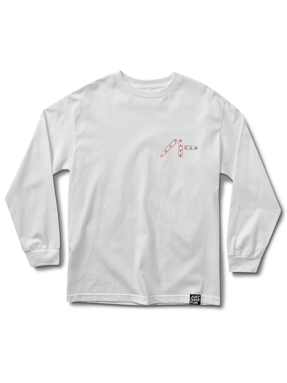 Wordsearch T-Shirt LS